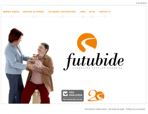 Futubide. Guarda legal encomendada judicialmente de personas preferentemente con discapacidad intelectual.