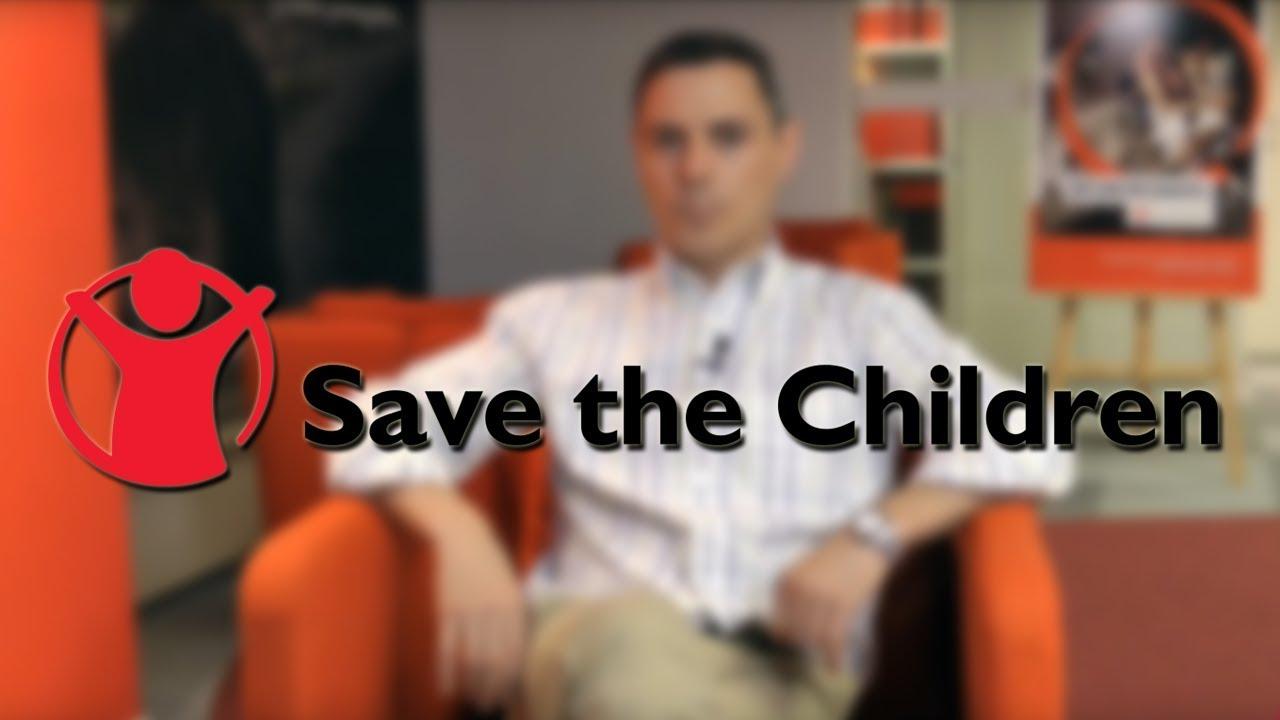 Sarenet Caso de éxito Save the Children